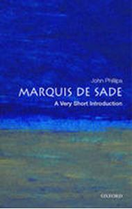 Picture of Marquis De Sade: A Very Short Introduction