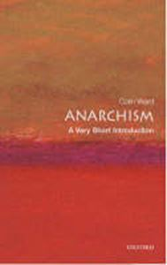 Picture of Anarchism: a Very Short Introduction