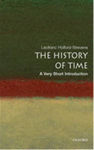 Picture of History of Time: A Very Short Introduction