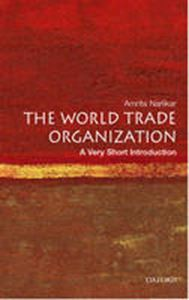 Picture of World Trade Organization: A Very Short Introduction