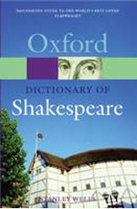 Picture of Dictionary of Shakespeare 2ed