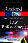 Picture of Oxford Dictionary of Law Enforcement