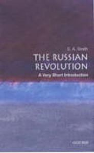 Picture of Russian Revolution: A Very Short Introduction