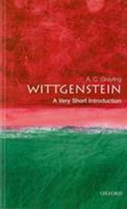 Picture of Wittgenstein: A Very Short Introduction