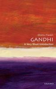 Picture of Gandhi: A Very Short Introduction