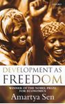 Picture of Development as Freedom