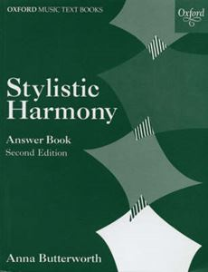 Picture of Stylistic Harmony Answer Book