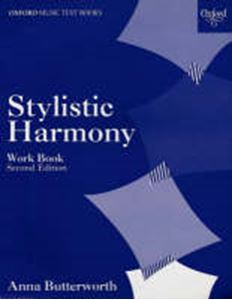 Picture of Stylistic Harmony Workbook 2ed