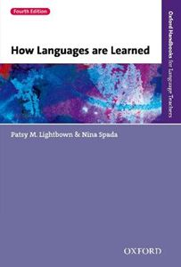 Picture of How Languages Are Learned 4ed