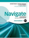 Picture of Navigate: Intermediate B1+: Coursebook with DVD and Online Skills: Your Direct Route to English Success