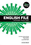 Picture of English File : Intermediate: Teacher's Book with Test and Assessment CD-ROM