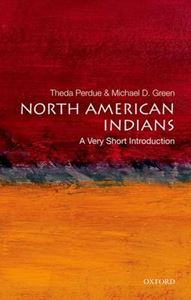 Picture of North American Indians: A Very Short Introduction
