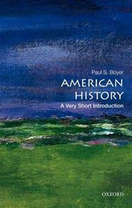 Picture of American History: A Very Short Introduction