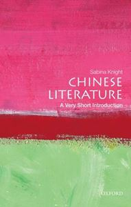 Picture of Chinese Literature: A Very Short Introduction