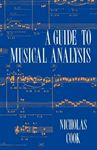 Picture of Guide to Musical Analysis