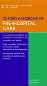 Picture of Oxford Handbook of Pre-Hospital Care
