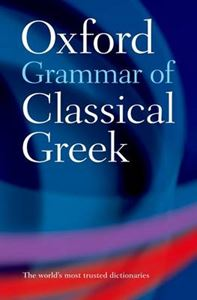 Picture of Oxford Grammar of Classical Greek