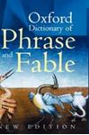 Picture of Oxford Dictionary of Phrase and Fable