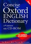 Picture of Concise Oxford English Dictionary CD-ROM
