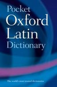 Picture of Oxford Pocket Latin Dictionary