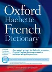Picture of Oxford Hachette French Dictionary 4ed