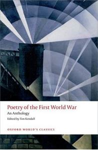 Picture of Poetry of the First World War