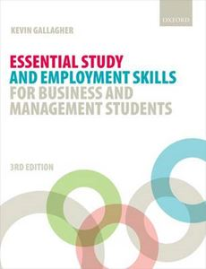 Picture of Essential Study and Employment Skills for Business and Management Students 3ed