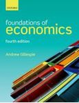 Picture of Foundations of Economics 4ed