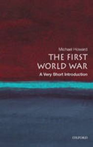 Picture of First World War: A Very Short Introduction