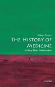 Picture of History of Medicine: A Very Short Introduction