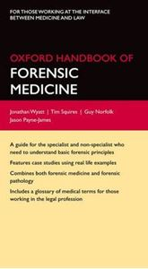 Picture of Oxford Handbook Of Forensic Medicine