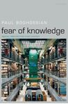 Picture of Fear of Knowledge: Against Relativism and Constructivism