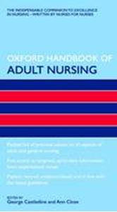 Picture of Oxford Handbook of Adult Nursing