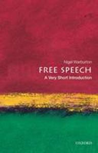 Picture of Free Speech: A Very Short Introduction