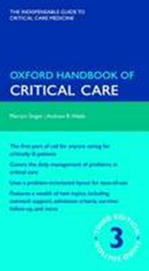 Picture of Oxford Handbook of Critical Care 3ed
