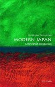 Picture of Modern Japan: A Very Short Introduction