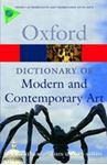 Picture of Oxford Dictionary of Modern and Contermporary Art