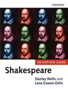 Picture of Shakespeare: An Oxford Guide