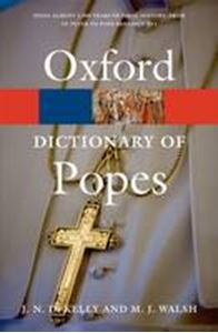 Picture of Oxford Dictionary of Popes 2ed