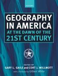 Picture of Geography in America at the Dawn of the 21st Century