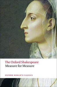 Picture of Measure for Measure: The Oxford Shakespeare