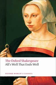 Picture of All's Well That Ends Well: The Oxford Shakespeare