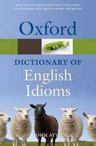 Picture of Oxford Dictionary of English Idioms 3ed