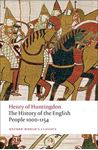 Picture of History Of The English People 1000-1154