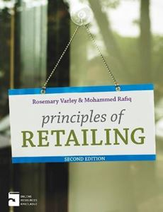 Picture of Principles of Retailing 2ed