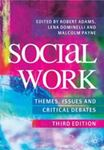 Picture of Social Work 3ed