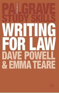 Picture of Writing for Law