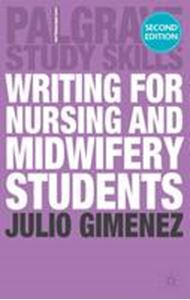 Picture of Writing for Nursing and Midwifery Students 2ed