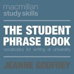 Picture of Student Phrase Book: Vocabulary for Writing at University