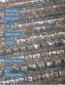 Picture of Social Policy in Britain 4ed